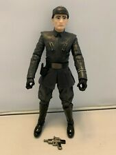 """First Order Officer 6"""" loose Action Figure Complete"""