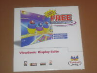 ViewSonic Deiplay Suite Software Installation CD, for Mac OS & Windows
