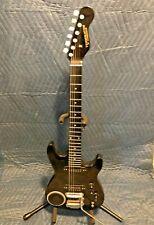 Vintage 1980's SYNSONICS TERMINATOR Electric Guitar Gretsch Tremolo ONBOARD AMP