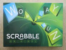 SCRABBLE - 2012 - Mattel - Complete & VGC