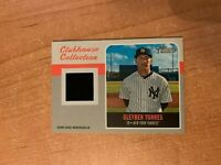 2019 Topps Heritage - Gleyber Torres - Clubhouse Collection Relic YANKEES