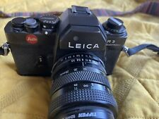 Leica R3 35mm SLR Film Camera With Lens