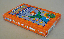 The Magic School Bus Science Fun & Facts Card Game Underwater Complete w/box