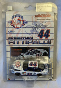 Christian Fittipaldi #44 NY YANKEES 100 Yrs.Dodge Intrepid 2003 1:64 Action NEW