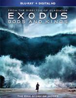 Exodus: Gods and Kings (Blu-ray Disc, 2015,)