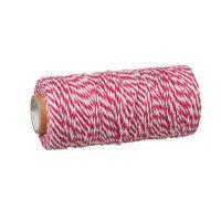 92 m Bastelschnur 1,5 mm dick Baumwollband Baumwollschnur Schmuckband Faden Diy