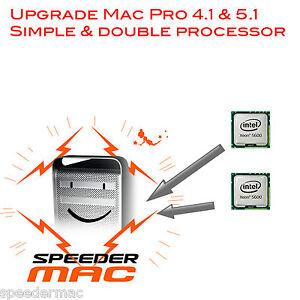 Upgrade processeur Mac Pro Quad Core 2009 à 2012 vers Westmere 6 Cores 3.46 Ghz