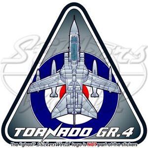 Panavia TORNADO GR.4 IDS RAF British Royal AirForce UK Vinyl Sticker, Decal