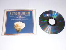 ELTON JOHN - Something In The Way You Like Tonight - 1997 UK 3-track CD