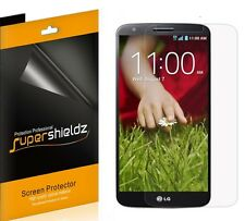 6X Supershieldz HD Clear Screen Protector Shield Guard Cover Film For LG G2 Mini