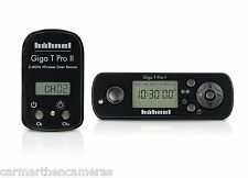 Hahnel Giga TPro II Wireless Remote Control fits Canon DSLR with Timer&Time laps