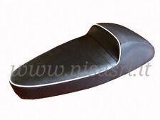 Art. 0672/1 Sella monoposto con fondo in ABS e copertura doppio skai e bordo px