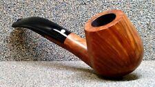 MAURO ARMELLINI - AAAA Grade, Robust Full Bent Billiard - Smoking Estate Pipe