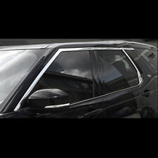 Stainless Steel  Window Molding Trim Set For Land Rover Discovery 5 2017+