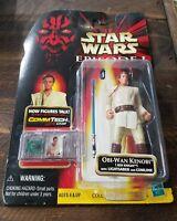 Hasbro Star Wars Obi-Wan Kenobi Jedi Knight With Lightsaber Action Figure