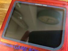 Gameboy Zero Screen Surround Vinyl Sticker GREY GBZ