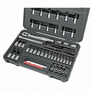 Craftsman 82 pc. Socket & Bit Set   Item# 00917151000P   Model# 35082   FreeShip