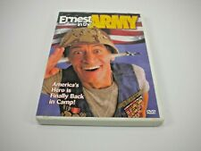 ERNEST IN THE ARMY DVD W/CASE (GENTLY PREOWNED)