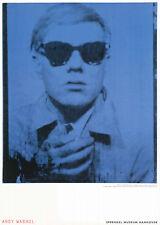 Plakat Kunst: Sprengel Museum Hannover - Andy Warhol / 12