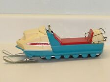 Vintage Normatt Polaris Mustang Snowmobile, Toy, Battery Operated
