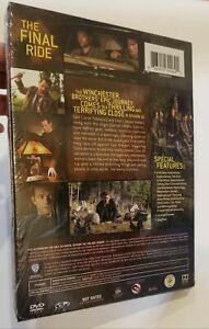 Supernatural: The Final Season (DVD, May 25 2021, 5-Disc Set)