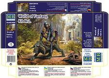 Master Box 1/24 World of Fantasy Serie No.2