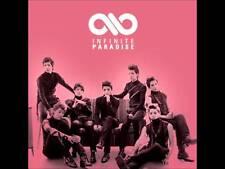 "KPOP : Infinite ; Paradise "" CD+BOOKLET+PHOTO CARD "" (US SELLER)"