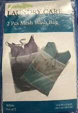 Mesh Laundry Bag-2 Count