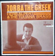 "HERB ALPERT AND THE TIJUANA BRASS  ZORBA THE GREEK E.P. 7"" AUSTRALIA"