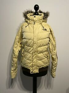 The North Face Recco 600 Goose Down Ski / Snow Insulated Coat (Womens / Small)