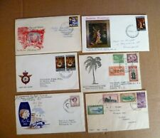 COLLECTION OF FDC'S FROM AUSTRALIA AND NEW ZEALAND