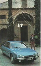 LE DOUBLE CHEVRON 47 1977 CITROEN CX 2400 GTI 2CV CROSS 2CV CAMONDO C6F 1929