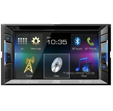 """JVC KW-V21BT DOUBLE DIN STEREO DVD PLAYER 6.2"""" LCD BLUETOOTH CAR RADIO RECEIVER"""