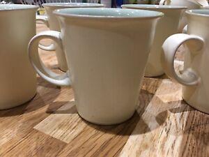 Denby Energy Coffer Mugs X 6