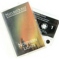 Nature Quest Northern Lights Adventure In Nature and Music Cassette NSAC 24974