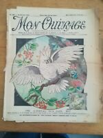 JOURNAL mon ouvrage - MODE- N°192 1931