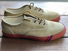 Pro Keds by Mark McNairy, Men's Sneakers, Size 9.5 M, Brown Suede Gum Soles