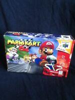 MARIO KART 64 CIB Nintendo 64 Retro Race Game N64 Luigi Donkey Kong Yoshi Bowser