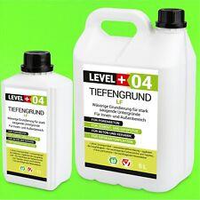 Tiefengrund LF 1-100L Grundierung Acryl Tiefgrund Haftgrund TOP Qualität RM04