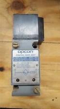 OPCON 8890A-6501 LIMIT SWITCH  W206