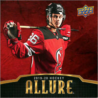 Pick your cards - Lot - 2019-20 Upper Deck Allure 🏒 ---Finish your set---