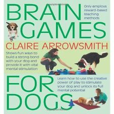 Brain Games For Dogs Puppy Training Mental Stimulation Clever Intellegence Fun