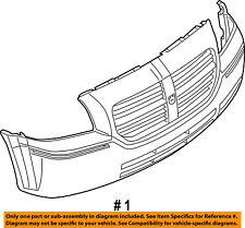 Dodge CHRYSLER OEM 05-07 Magnum-Bumper Cover 4805768AB