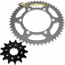 Front & Rear Sprockets Kit for Yamaha YZ450F 2007 2008 2009 2014 2015