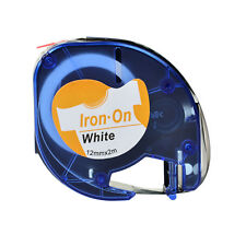 1PK LT 18771 Iron-On Fabric Label For DYMO LetraTag, LetraTag QX50 Label maker