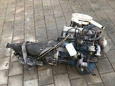 Toyota 3k KE30 1200cc engine and auto gearbox.