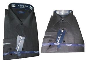 Camicia classica uomo Attore manica lunga collo classico  art 022