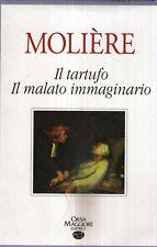 IL TARTUFO, IL MALATO IMMAGINARIO, MOLIERE, ORSA MAGGIORE EDITORE 9788823904187