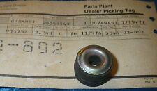 NOS 1977-1979 TRUNK LID PULL DOWN GROMMET GM#20055349 CADILLAC SEVILLE ELDORADO