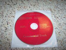 2003 Ford F550 Truck Shop Service Repair Manual CD 7.3L Turbo Diesel